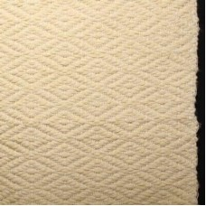 "100% Maltese Sheep Wool - Carpet E - 27"" by 54"""